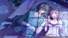 Amnesia   Ukyo and Heroine