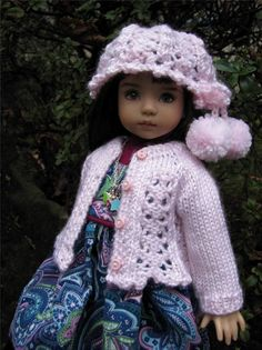 """Pink Paisley by Tuula Fits 13"""" Effner Little Darling to A """"T""""   eBay"""