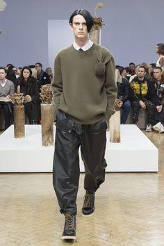 J.W.Anderson Fall 2018 Menswear Fashion Show Collection