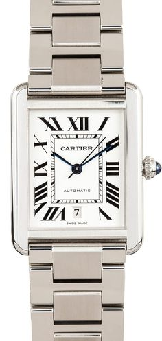 0b75537402b 215 Best Cartier Mens Luxury Watches Classical Elegance images ...