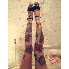 prideoverpain: // I want my legs to look like this.