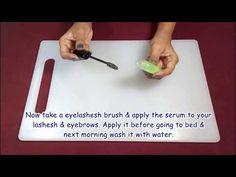 Grow your eyelashes & eyebrows in just 3 days, Eyelash And Eyebrow serum(VIDEO) - USA Health Solution Best Fake Eyelashes, How To Grow Eyelashes, Thicker Eyelashes, Thick Eyebrows, Perfect Eyebrows, Longer Eyelashes, False Eyelashes, Eyebrow Hair Loss, Eyebrow Serum