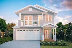 Discover recipes, home ideas, style inspiration and other ideas to try. Exterior House Colors, Exterior Design, Building Aesthetic, Sims 4 House Building, Hamptons Style Homes, American Houses, Modern Farmhouse Exterior, Facade House, House Goals