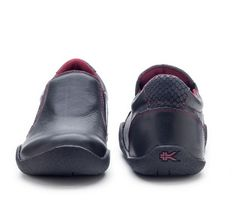 Most comfortable standing shoes for heel pain & Plantar Fasciitis from KURU Footwear.  Orthopedic, arch support, narrow feel, ankle support, wider feel-in toe box and ankle area Foot injuries: Flat feet, heel pain, fallen arches, arch support, ankle support, plantar fasciitis, bunions, hammer toe, Morton's Neuroma. ACTIVITY: standing, travel and all-day comfort www.kurufootwear.com