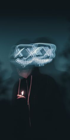 Purge Mask, Light Of Life, Bokeh, Darth Vader, Neon Signs, Wallpaper, Movie Posters, Fictional Characters, Anonymous