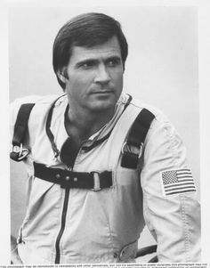 Gil Gerard, TV's BUCK ROGERS IN THE 25TH CENTURY.   (1979-81)