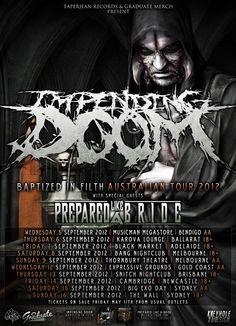 Impending Doom Australian Tour - Details at http://www.bombshellzine.com/blog/2012/05/impending-doom-announce-australian-tour-dates/