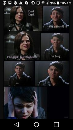 Mary Margaret's reaction