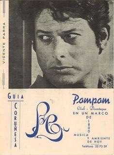 A Coruña : S. S-Marín Pizarro (Pardo Bazán, 27-7º), 1969-1971?