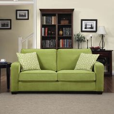 Green Sofas & Loveseats - Overstock Shopping - The Best Prices Online
