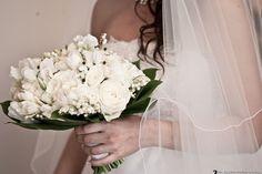 white elegance bouquet