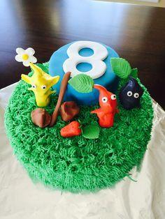 pikmin cake - Recherche Google