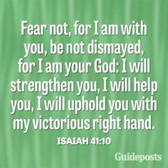 7 Encouraging Bible Verses for Cancer Patients - Page 1 | Guideposts
