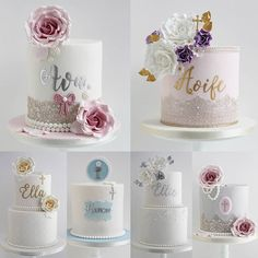 communion & confirmation cakes - the cake cuppery