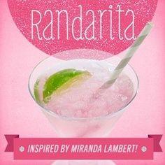 Miranda Lambert, Randarita with vodka