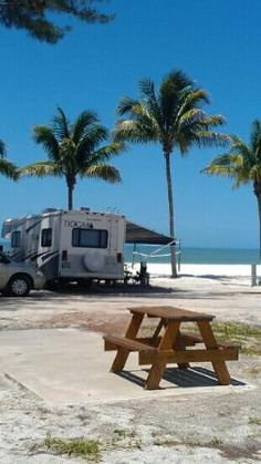 Photos of Red Coconut RV Park, Fort Myers Beach - Cabin/Campground Images - TripAdvisor Fort Myers Beach Florida, Florida Camping, Beach Camping, California Camping, Camping Michigan, Florida Travel, Southern California, Camping Places, Camping Spots