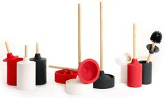 Josh Owen's Pretty Plungers We Would Proudly Display — Design Boom