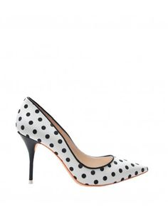 Lola Dotted Pump