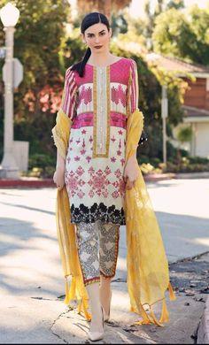 4c6210691c Upcoming Charizma Karandi Lawn Vol 2 . Nida Yasir, Three Piece Suit, Vol 2