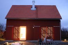 Norröra | om fritidshuset som ska byggas ute på ön