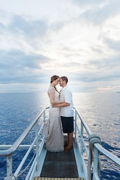 A Breathtaking Catamaran Wedding Aboard the Pride of Maui Budget Wedding, Wedding Tips, Wedding Details, Our Wedding, Wedding Sunglasses, Marry Your Best Friend, Destination Wedding Locations, Maui Weddings, Floral Hair