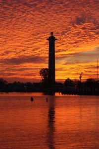 Top 5 Places to Watch the Sunset at Put-in-Bay, Ohio via @Miller Boat Line's Island Blog.