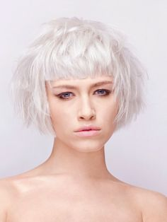 Thinking of getting your hair cut shorter than short? Then check out these edgy hairstyles for instant short hair inspiration. From wild girl bobs to pixie crops. Undercut Hairstyles, Cool Hairstyles, Short Hair Cuts, Short Hair Styles, Creative Hair Color, Alternative Hair, Beautiful Long Hair, Hair Pictures, Vintage Hairstyles