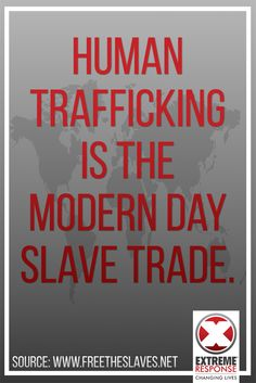 the issue of human trafficking and slave trade Defining the most common types of exploitation and human trafficking an illegal trade the global issues of human trafficking, modern slavery and.