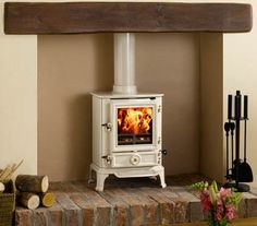 An outstanding range of wood burning stoves & fires from the UK's largest stove and fireplace producer. Wood burning, multi-fuel, Gas and Electric models available. Front Room, Brick Hearth, Living Dining Room, Stoves For Sale, Stove, Wood, Wood Burning Stove, Fireplace, Fireplace Design