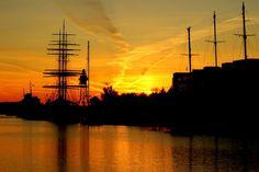 Turku City - la la la. Just love the riverside...