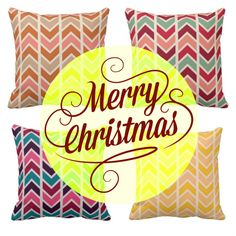 Just in time for the holidays, six new pillow sizes to choose from in beautiful patterns for your home.