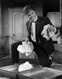 1967. Robert Redford (via Old Pics Archive on Twitter)