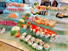Buffet Japanese Station Sushi