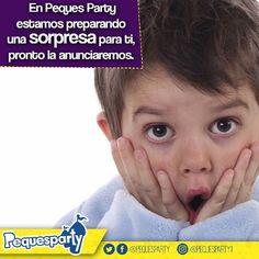 A pequesparty se le ocurrió hacerte una sorpresa esperala nosotros también estamos ansiosos   #maracaibo #venezuela #niños #sorpresa #juegos #aventura #recreacion #entretenimiento
