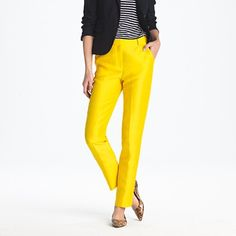 love these bright yellow! Messina... ETCETERA Spring Collection!