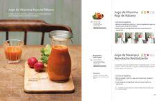 #Kuvings Whole Slow #Juicer #Juice #Recipe : Jugo de #Vitamina #Roja de #Rábano…