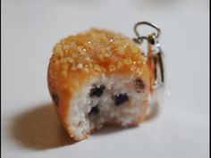 ▶ Blueberry Muffin Tutorial, Polymer Clay Miniature Food Tutorial - YouTube