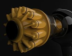 """Check out new work on my @Behance portfolio: """"Dyson style Hair Dryer"""" http://be.net/gallery/36115909/Dyson-style-Hair-Dryer"""