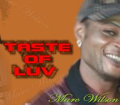 Marc Wilson - Taste Of Luv front