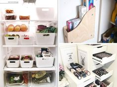 Time to get organized but also on a budget? I& got the perfect organizing Ikea hacks you& love like how to turn a frame into a entryway organizer, spice racks into nursery shelves, and so many more! Don& miss these easy and cheap organization tricks. Organisation Hacks, Entryway Organization, Ikea Storage Bins, Storage Hacks, Storage Containers, Food Storage, Ikea Hacks, Hacks Diy, Diy Home