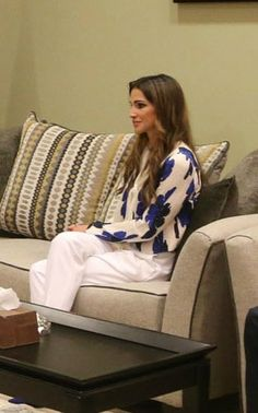 WEF may 2015 Queen Rania
