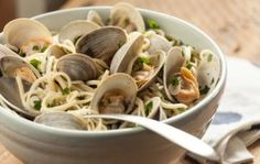 Linguine with White Clam Sauce   Whole Foods Market