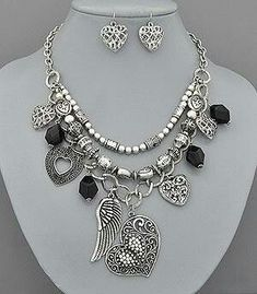 Western Dazzle Plus Braided Necklace, Diy Necklace, Diy Earrings, Rhinestone Jewelry, Beaded Jewelry, Handmade Jewelry, Collar Hippie, Jewelry Chest, Boho Accessories
