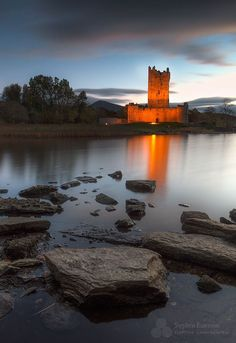 Ross Castle Ireland by Stephen Emerson on 500px