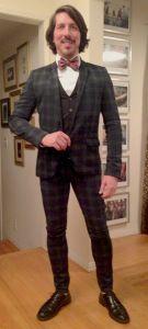 guys in leather pants.   Lederhose   Pinterest   Leather pants ...