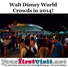 Disney World Crowd Levels by Month - Find the best time to visit. Disney World Shows, Disney World 2015, Walt Disney World Vacations, Disney World Tips And Tricks, Disney Trips, Disney Crowds, Disney World Transportation, Bus System, Hollywood Studios