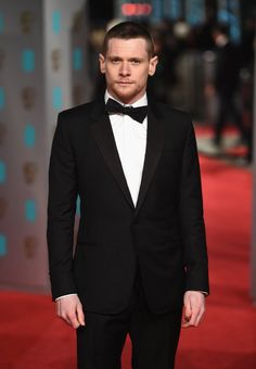 Pin for Later: Seht alle Stars auf dem roten Teppich der BAFTA Awards in London Jack O'Connell