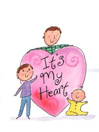 It's My Heart Book | The Children's Heart Foundation: It's My Heart is a resource book for patients and families affected by congenital heart defects. In plain, understandable language It's My Heart provides descriptions of the types of congenital heart defects and acquired pediatric heart conditions your child may face.