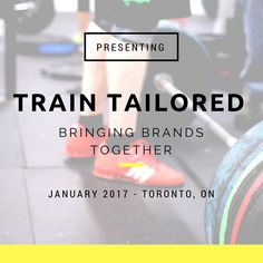 Train Tailored, bringing brands together in the beautiful #Toronto, Ontario!   Make sure to follow us to stay up to date on our launch and the great brands we will offer to you!   #traintailored #fitnessaddict #fitness #fitnessgear #yyz #fitbit #goodlifefitness #jimbag #healthyliving #crossfit #workout #getfit #exercise