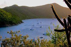 Norman Island, The Bight, BVI